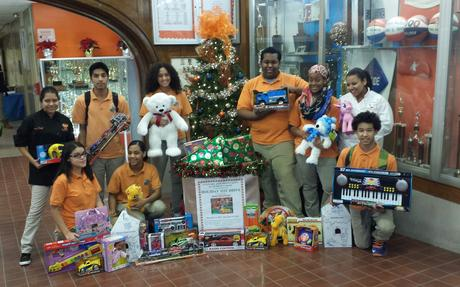 Toy Drive 12 2014